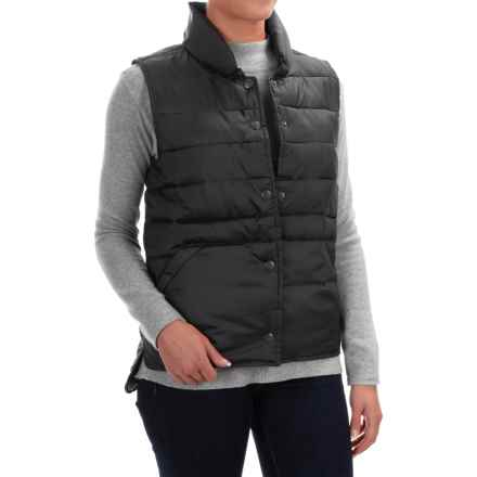 Woolrich Pioneer Wool-Insulated Vest (For Women) in Black - Closeouts
