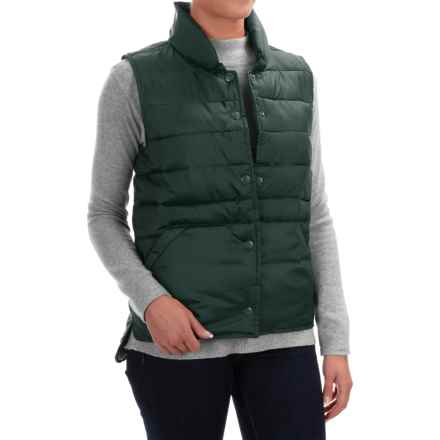 Woolrich Pioneer Wool-Insulated Vest (For Women) in Blue Fir - Closeouts