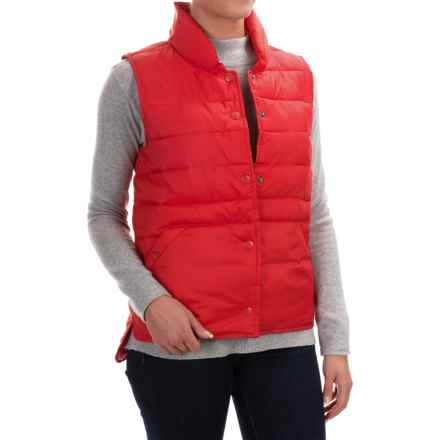 Woolrich Pioneer Wool-Insulated Vest (For Women) in Old Red - Closeouts
