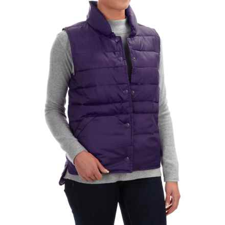 Woolrich Pioneer Wool-Insulated Vest (For Women) in Royal Purple - Closeouts
