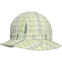 Woolrich Plaid Tennis Bucket Hat (For Women) in White - Closeouts