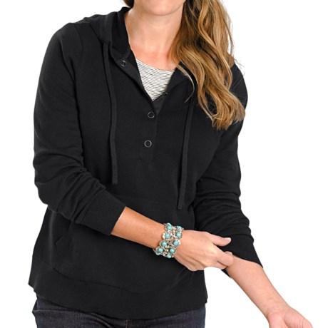 Woolrich Plum Run Hooded Sweatshirt (For Women)