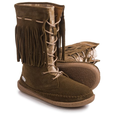 Woolrich Pocono Creek Boots - Suede (For Women)