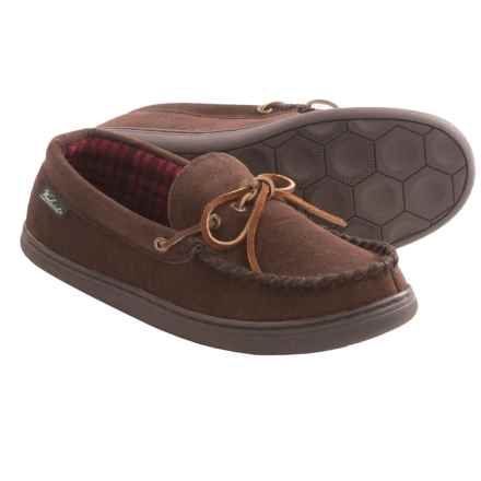 Woolrich Potter County Moccasins (For Men) in Wood - Closeouts