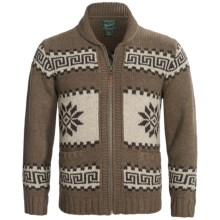 Woolrich Quehanna Cardigan Sweater - Lambswool, Zip Front (For Men)