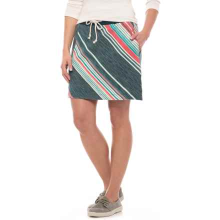 Woolrich Quinn River Eco Rich Skirt (For Women) in Harbor - Closeouts