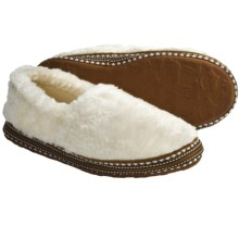 Woolrich Redwood II Slippers (For Women) in Creampuff - Closeouts