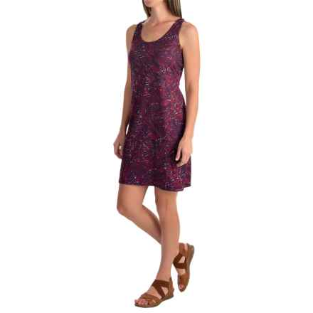 Woolrich Rendezvous 2 Dress - Racerback, Sleeveless (For Women) in Wildberry - Closeouts