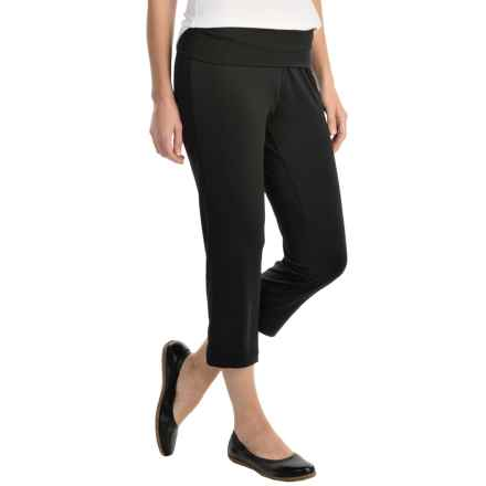 Woolrich Rendezvous Capris - UPF 50+ (For Women) in Black - Closeouts