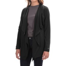 Woolrich Rendezvous Cardigan Sweater (For Women) in Black - Closeouts