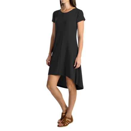 Woolrich Rendezvous Dress - Scoop Neck, Short Sleeve (For Women) in Black - Closeouts
