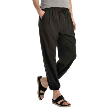 Woolrich Rendezvous Harem Pants - UPF 25+ (For Women) in Black - Closeouts