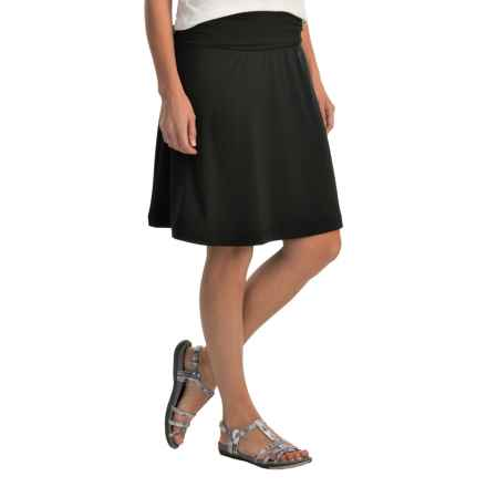 Woolrich Rendezvous II Skirt - UPF 50+ (For Women) in Black - Closeouts