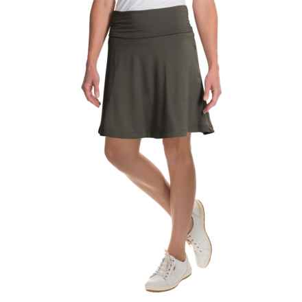 Woolrich Rendezvous Skirt - UPF 50 (For Women) in Asphalt - Closeouts