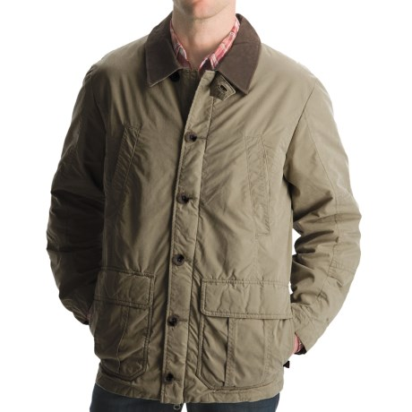 Woolrich Reserve Parka - Fleece Lining (For Men) in Khaki