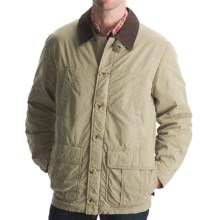 Woolrich Reserve Parka - Fleece Lining (For Men) in Khaki - Closeouts