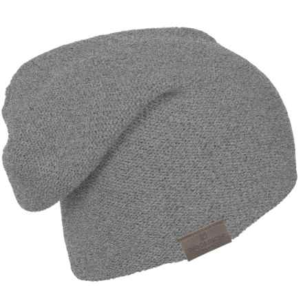 Woolrich Reversible Beanie (For Men) in Gray Heather - Closeouts