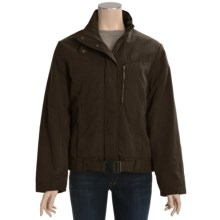 Woolrich Rexford Jacket - Insulated (For Women) in Dark Wood - Closeouts