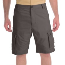 Woolrich Ridley Creek Cargo Shorts (For Men) in Slate - Closeouts