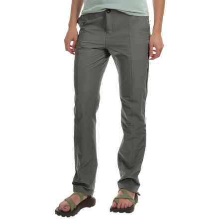Woolrich Rock Line Ripstop Pants (For Women) in Asphalt - Closeouts