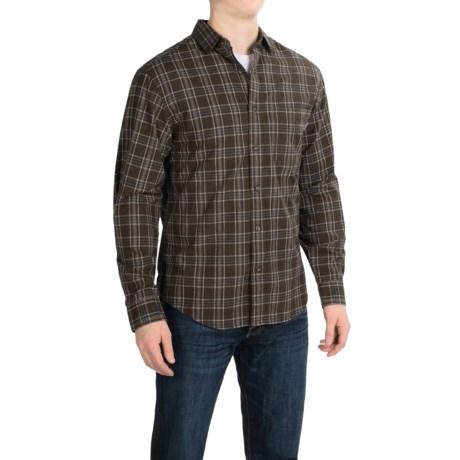 Woolrich Rock Pass Plaid Shirt Long Sleeve (For Men)