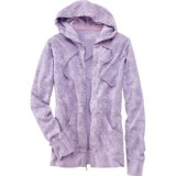 Woolrich Rohana Hoodie Sweatshirt - Full Zip (For Women)