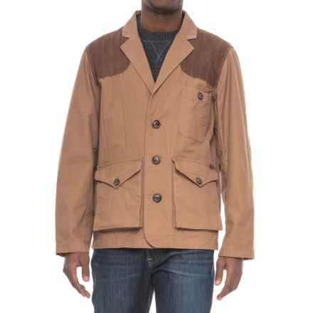 Woolrich Rosecrans Sporting Coat (For Men) in Sediment - Closeouts
