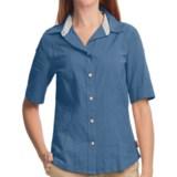 Woolrich Rosemary Shirt - UPF 30+, Short Sleeve (For Women)