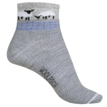 Woolrich Sheep Socks - Merino Wool, Ankle (For Women) in Frost - Closeouts