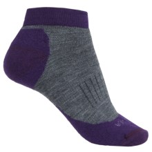Woolrich Spruce Creek Hiker Socks - Merino Wool, Ankle (For Women) in Mid Grey - Closeouts