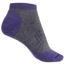 Woolrich Spruce Creek Hiker Socks - Merino Wool, Ankle (For Women) in Violet - Closeouts