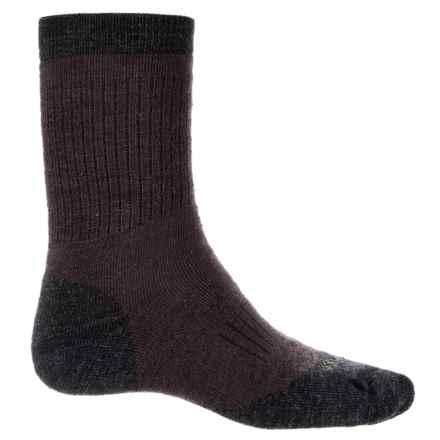Woolrich Spruce Creek Hiker Socks - Merino Wool, Crew (For Men and Women) in 13 - Closeouts