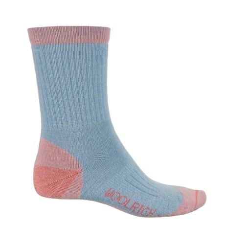 Woolrich Spruce Creek Hiker Socks - Merino Wool, Crew (For Men and Women)