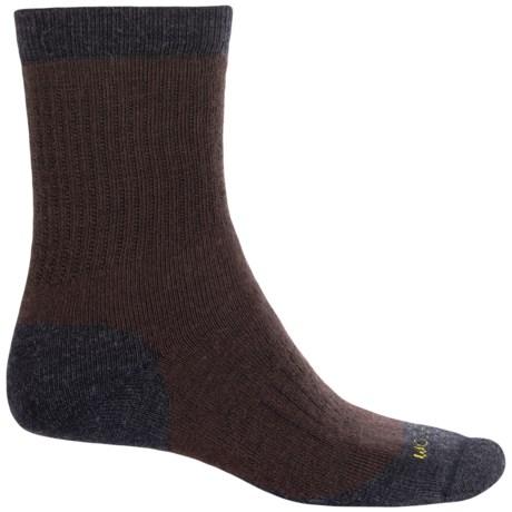 Woolrich Spruce Creek Hiker Socks - Merino Wool, Crew (For Women) in Jet