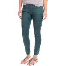 Woolrich Standing Stone Crop Jeans - Slim Fit (For Women) in Harbor - Closeouts