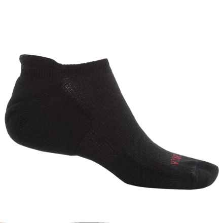 Woolrich Superior Hike No-Show Socks - Merino Wool Blend, Below the Ankle (For Men and Women) in Black - Closeouts