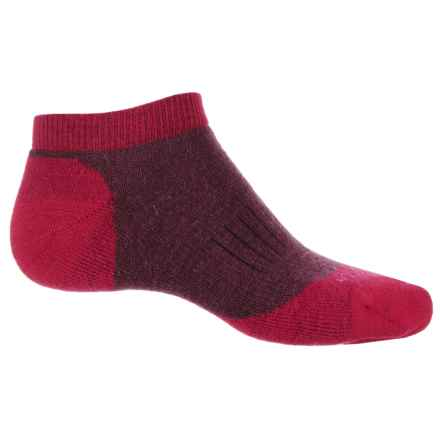 Woolrich Superior Hiking Socks - Merino Wool, Below the Ankle (For Men and Women) in Fig - Closeouts