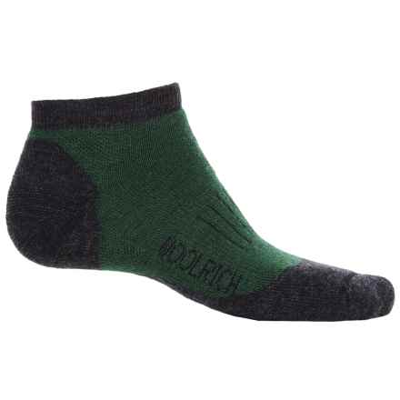 Woolrich Superior Hiking Socks - Merino Wool, Below the Ankle (For Men and Women) in Pine Grove - Closeouts