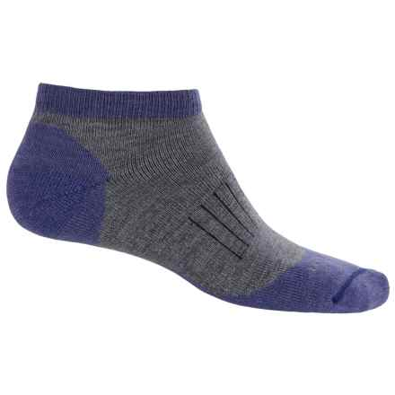 Woolrich Superior Hiking Socks - Merino Wool, Below the Ankle (For Men and Women) in Ultra Violet - Closeouts