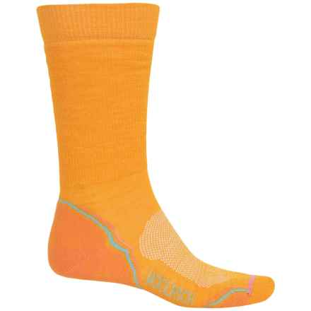 Woolrich Superior Hiking Socks - Merino Wool, Midweight, Crew (For Men) in Bolt - Closeouts