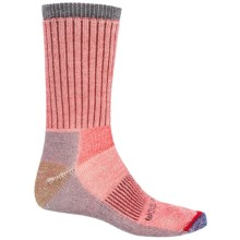 Woolrich Ten-Mile Edge Socks - Merino Wool Blend, Crew (For Men) in Brick Red - Closeouts
