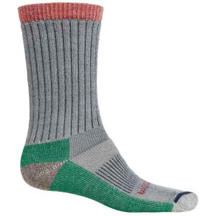 Woolrich Ten-Mile Edge Socks - Merino Wool Blend, Crew (For Men) in Navy - Closeouts