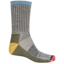 Woolrich Ten-Mile Edge Socks - Merino Wool Blend, Crew (For Men) in Scout - Closeouts