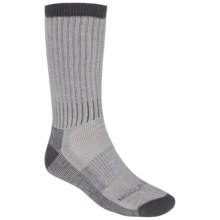 Woolrich Ten Mile Hiking Socks - Merino Wool Blend, Midweight, Crew (For Men) in Steel Blue - Closeouts