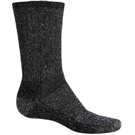 Woolrich Ten Mile Socks - Merino Wool, Crew (For Men) in Graphite - Closeouts