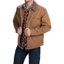 Woolrich The Drifter Jacket - Insulated, Sherpa Lining (For Men) in Chicory - Closeouts