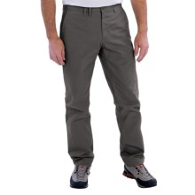 Woolrich The Guide Chino 100% Cotton Pants (For Men) in Slate - Closeouts