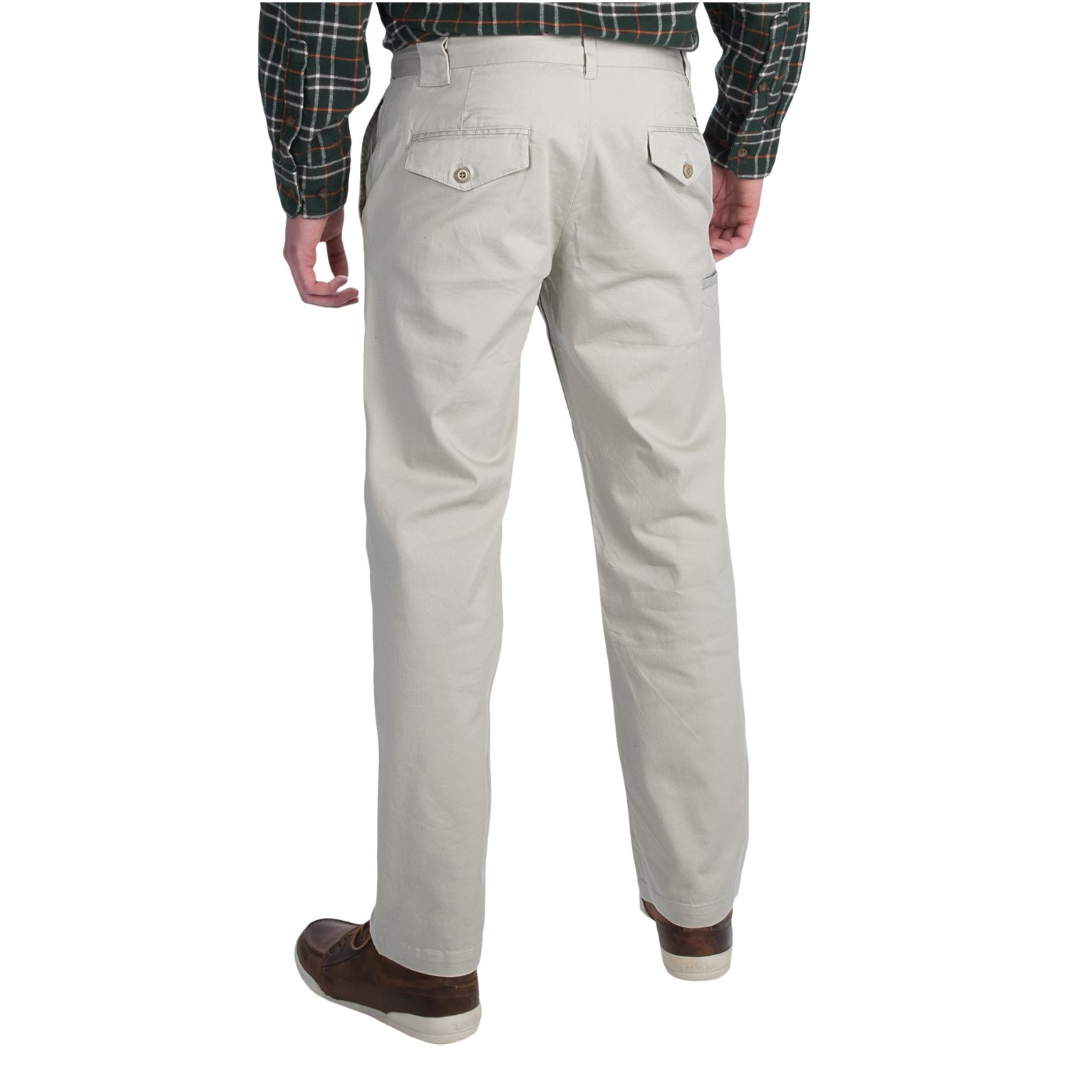 Guide – Colored Chino Pants