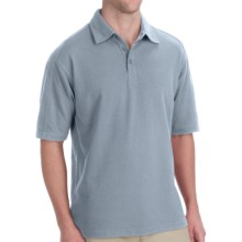 Woolrich Tidal Polo Shirt - UPF 40+, Short Sleeve (For Men) in Nile Blue - Closeouts
