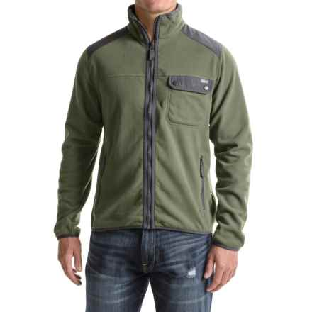 Woolrich Trail Blazing Jacket (For Men) in Olive - Closeouts